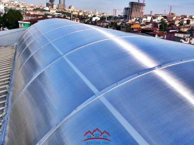 Polikarbon Çatı – Polikarbon Teras Kapatma 4