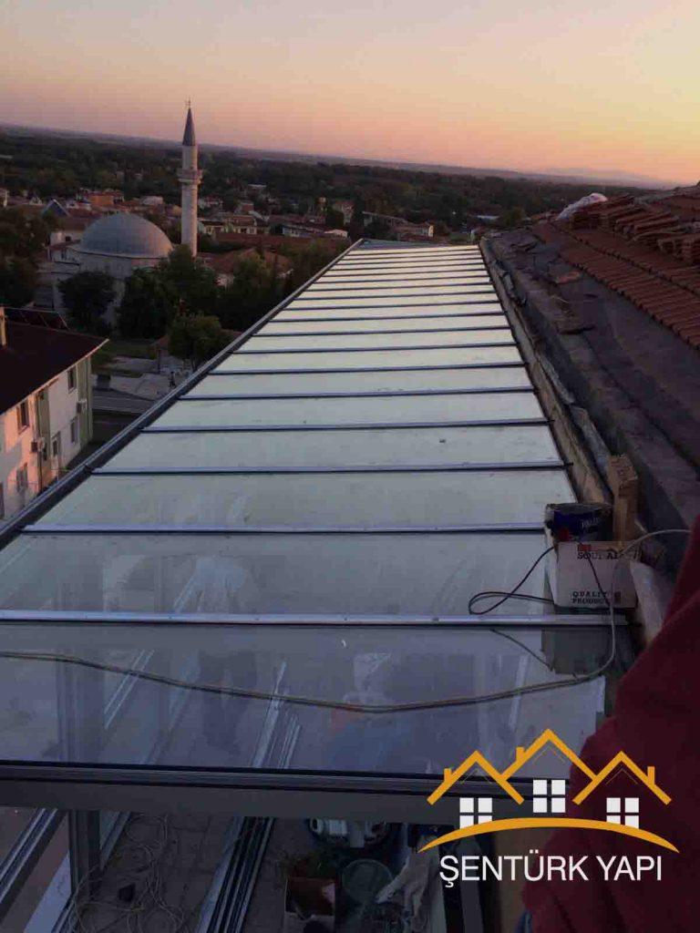 Cam Çatı Sistemleri