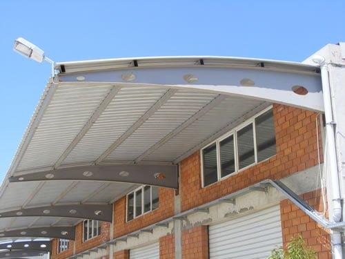 çatı sundurma